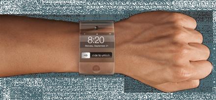 iWatch Apple insider artist impression van nieuwste product van Apple