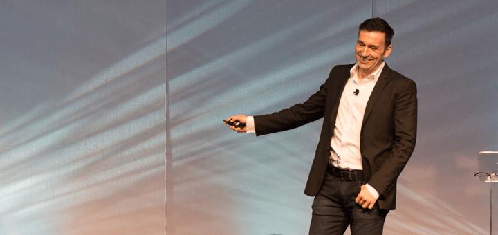 Ryan Howard, oprichter en CEO van Practice Fusion