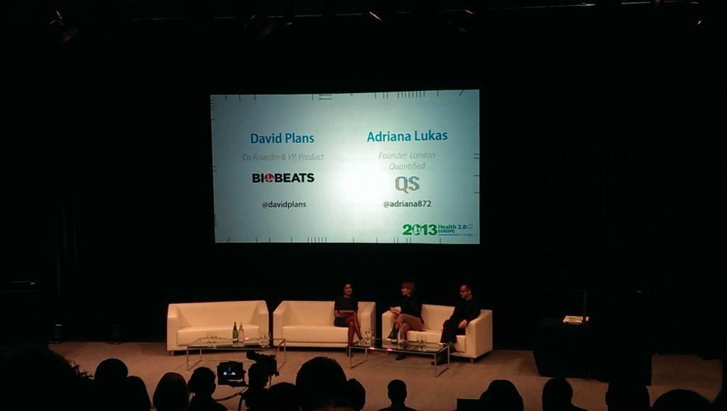 BioBeats meets Quantified Self: tracking wordt mainstream