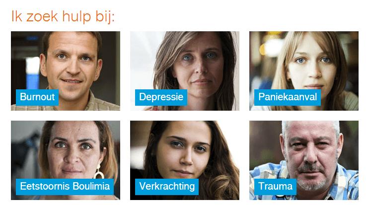 Interapy.nl; een project van Altrecht
