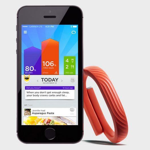 Jawbone UP24 synchroniseert nu via Bluetooth