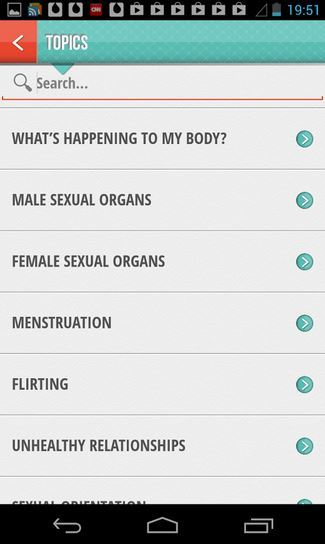 My Sex Doctor app
