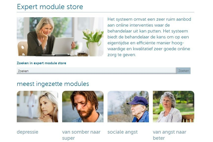 Minddistrict.nl modules