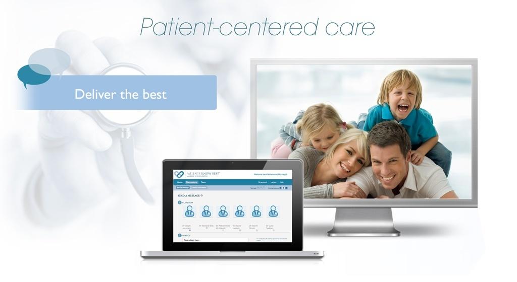 Patients Know Best: patiënt en  zorgverlener gebruiken één systeem