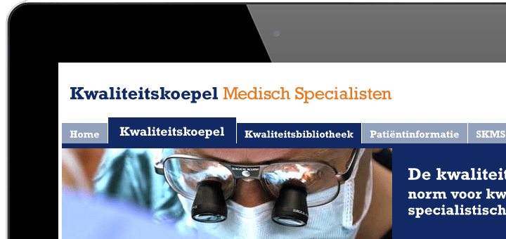 De Kwaliteitskoepel Medisch Specialisten