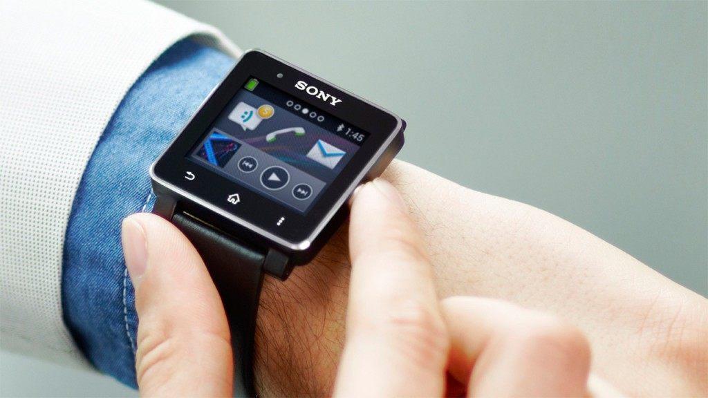 Wearables smartwatch Sony