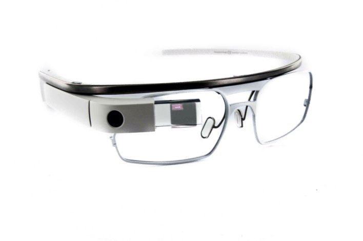 Combineer Google Glass met een montuur