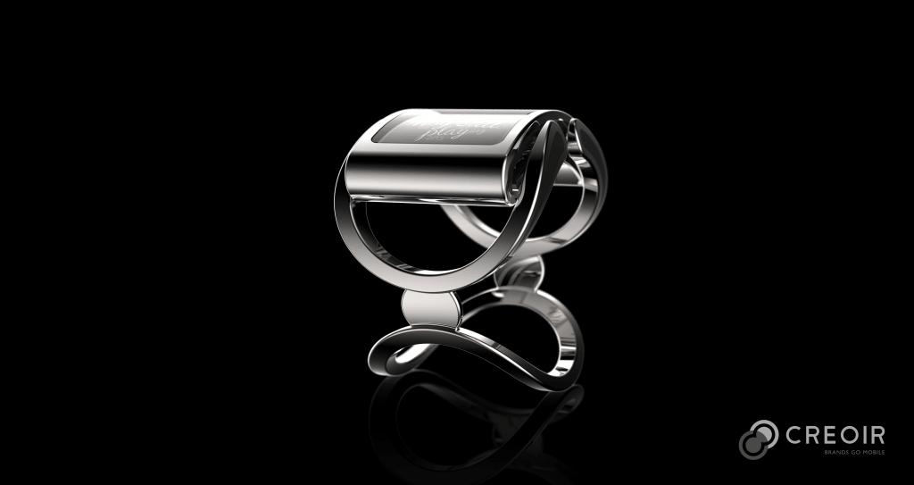 Het Finse bedrijf Creoir komt met een elegant ontworpen smartwatch