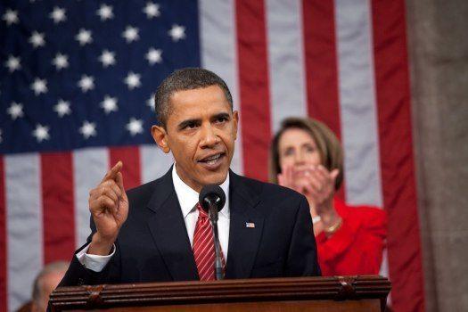 Obama bespreekt zorghervormingsplannen in het Congres, 9 september 2009