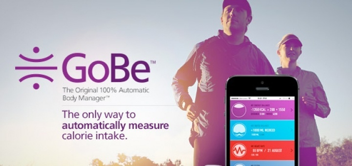 Healbe GoBe fitness tracker claimt automatisch calorieën bijhouden