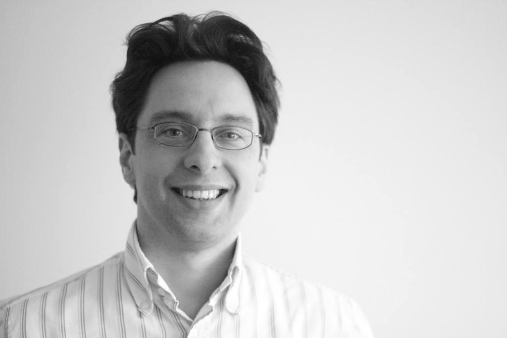 Xander Koolman van het Talma Instituut van Vrije Universiteit