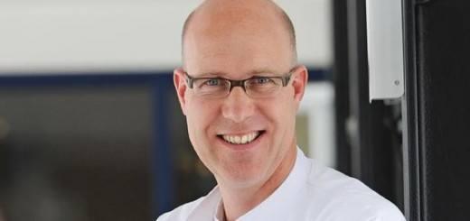 Erich Taubert, uroloog in het Slingeland Ziekenhuis en mede-oprichter Synappz Medical Apps