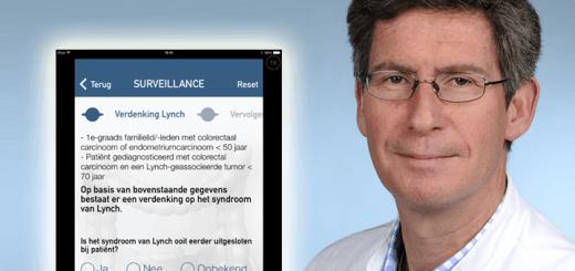 Michiel Ledeboer, MDL-arts in het Deventer Ziekenhuis