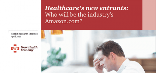 Wie wordt de Amazon van de zorg? PwC over The New Healthcare.
