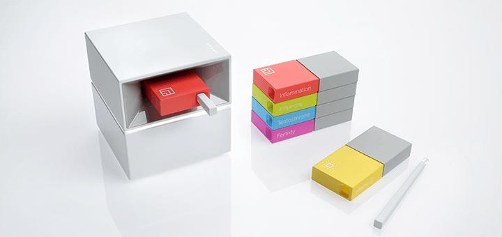 Mooie vormgeving voor thuislab: Cue