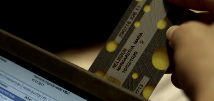 Vitalink werkt met de elektronische identiteitskaart die elke Belgische burger heeft