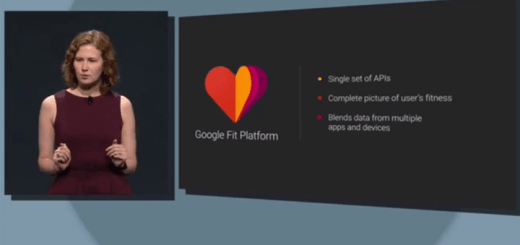 Google Product Manager Ellie Powers annonceerde Google Fit