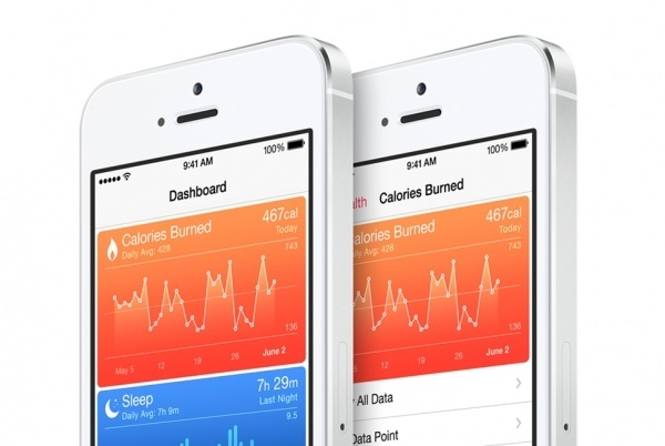 Apple komt met Health app