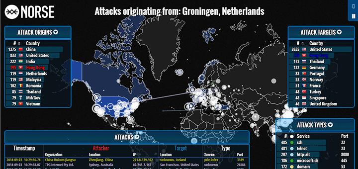 Elke seconde zijn organisaties het doelwit van hackers