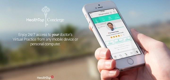 HealthTap Congierge 720