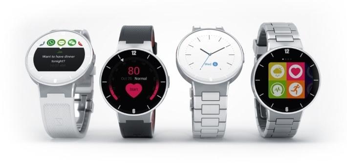 Smartwatch van Alcatel