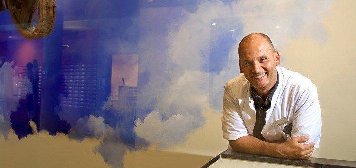 Dick van Gerwen, dermatoloog en ontwikkelaar van dermaWizard app