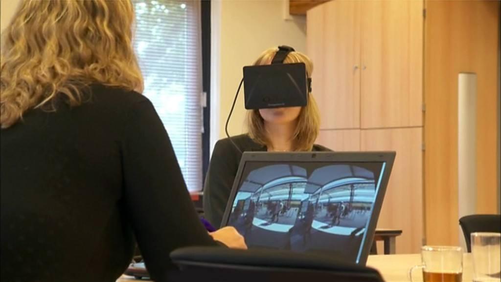 De Oculus Rift in actie