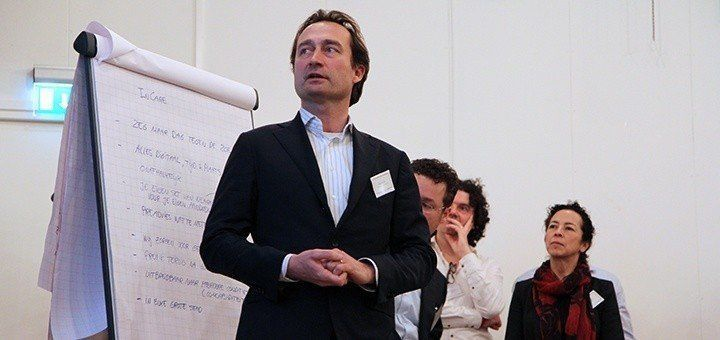 Pieter Jeekel (Zelfzorg Ondersteund) - zelfmanagement via doorverwijzing huisarts
