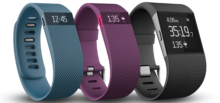 Fitbit Charge en Charge HR
