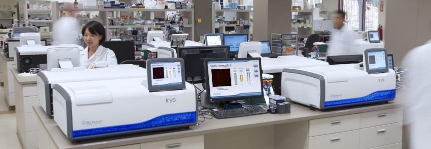 Op de werkvloer bij BioNano genomics