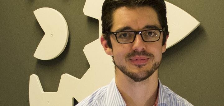 Jorin van der Velden, het technische brein achter de ThuisMeetApp van FocusCura