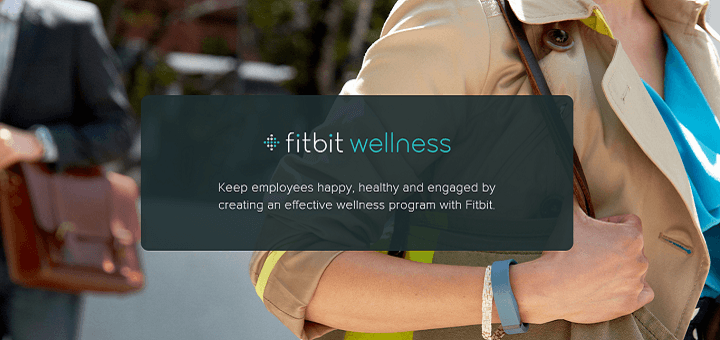 Fitbit op de werkvloer