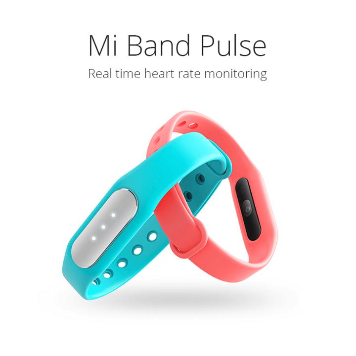Mi Band Pulse van Xiaomi, een gevaarlijke tegenstander voor Fitbit en Apple?