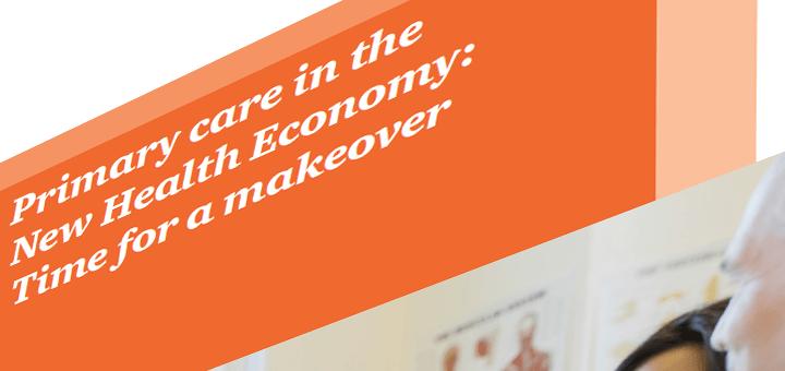 PwC komt met nieuw rapport: tijd voor een makeover voor eerstelijns zorg?