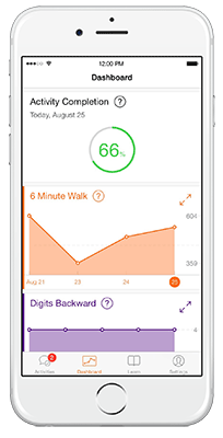 NYU Langone Concussion Tracker app