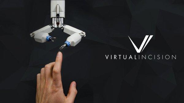 Virtual Incision maakt een miniatuur operatierobot