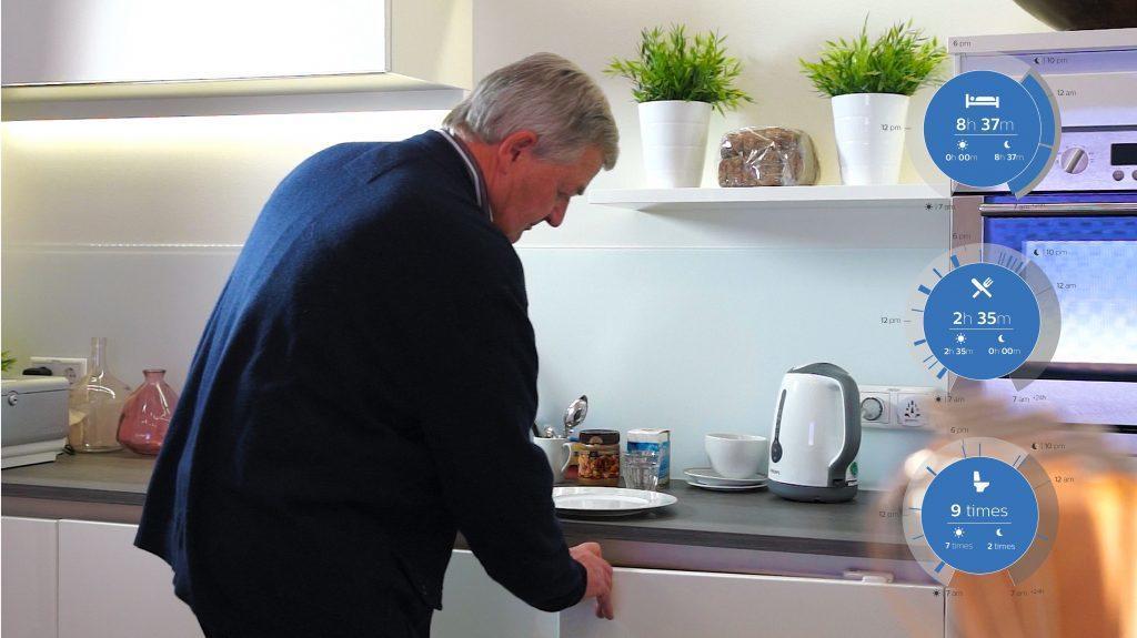 Philips levert meer technologie voor thuiszorg, zoals een dashboard voor zorgprofessionals en mantelzorgers