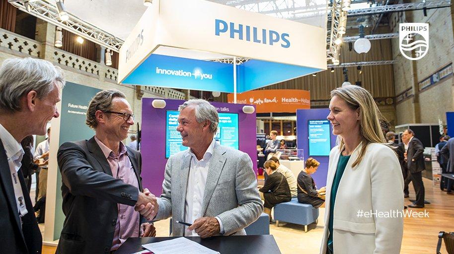 Philips sluit samenwerking met Cordaan om eHealth voor thuiswonende ouderen breder beschikbaar te maken