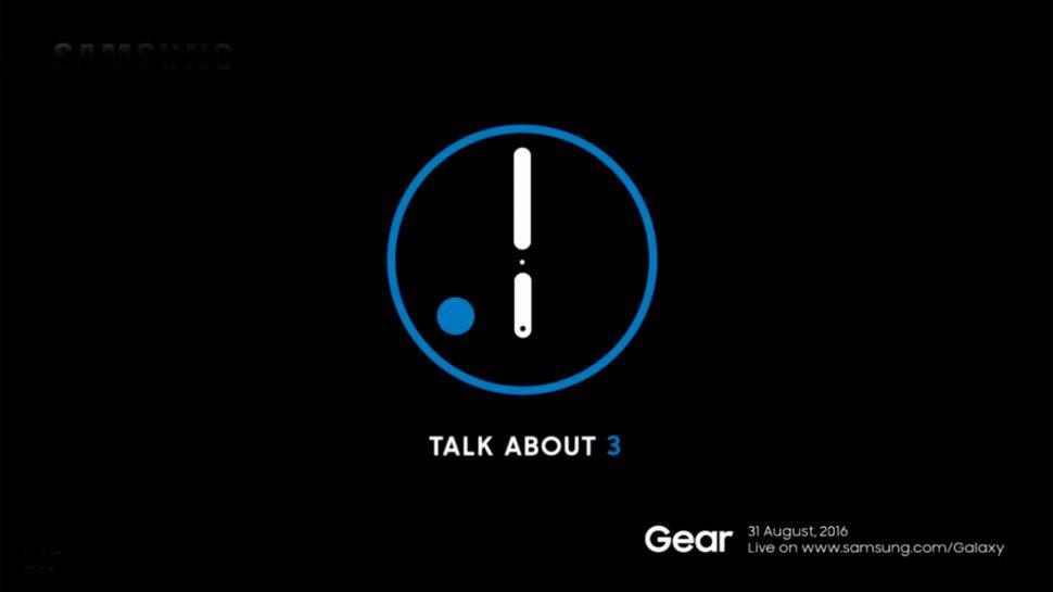 Samsung's teaser voor hun productaankondiging