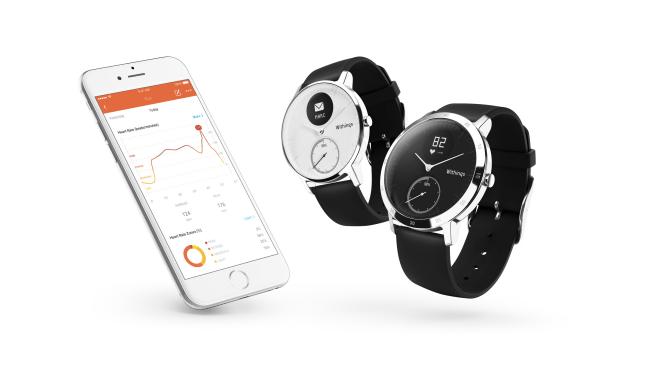 Withings Steel HR - analoge fitnesswatch met ingebouwde hartslagmeter