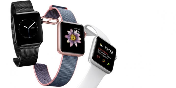 Zou de uitslag anders zijn als deelnemers worden uitgerust met een hippe Apple Watch series 2?