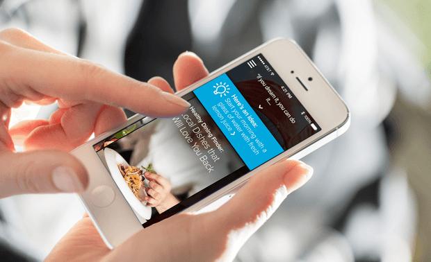 De mHealth app van WellTok