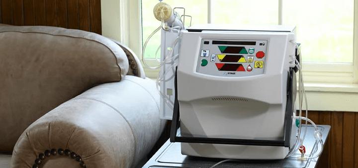 Dialyse: kostbaar en ingrijpend