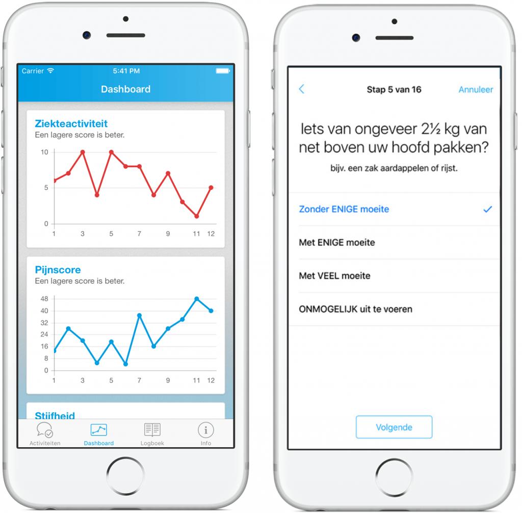 Reumameter app