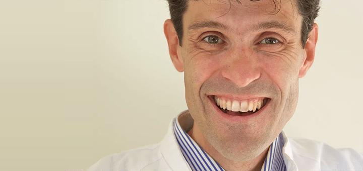 Wouter Bos, reumatoloog bij Reade