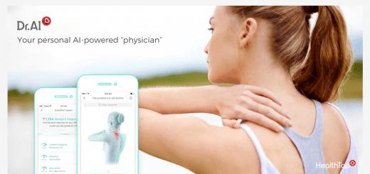 Dr AI van HealthTap