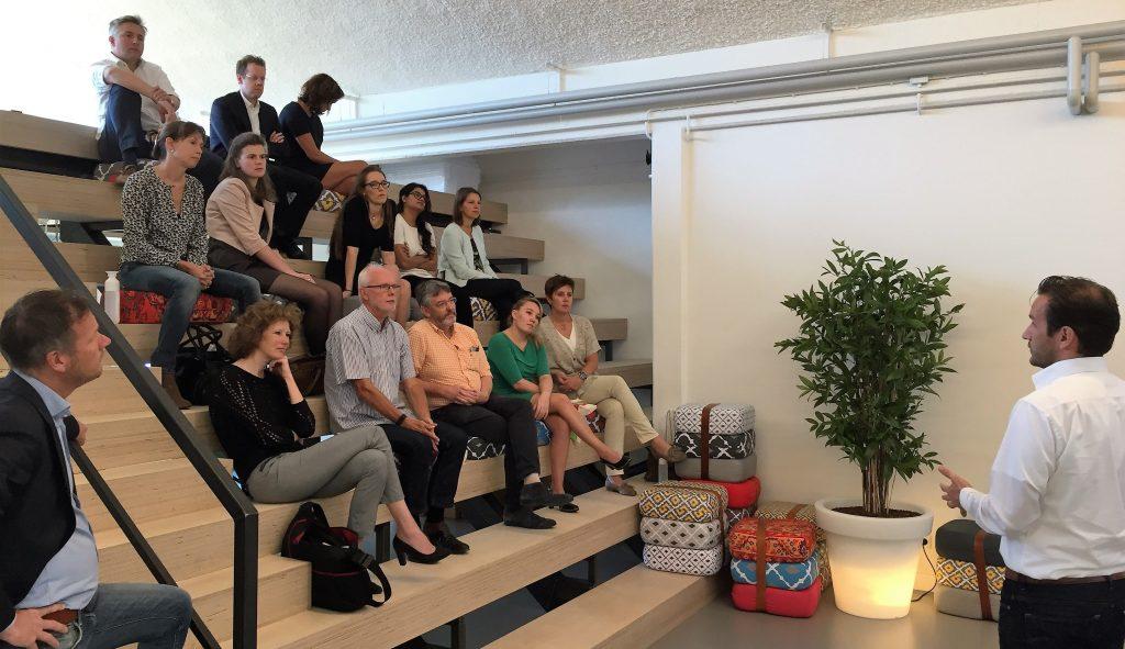 innovatieve apothekers Jorne Grolleman