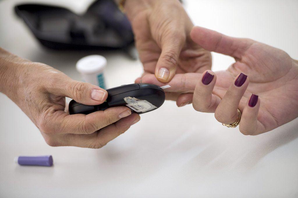 Glucosewaarden meten met een vingerprik straks verleden tijd?