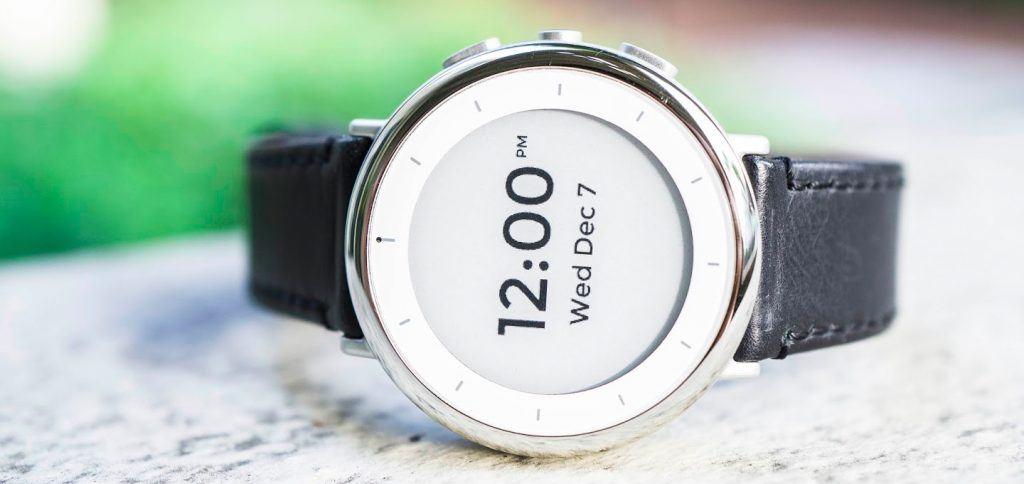 Study Watch, het data-verzamel horloge van Verily