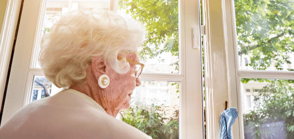 Monitoring kan mogelijk opnames of complexe zorg voorkomen (foto FocusCura)